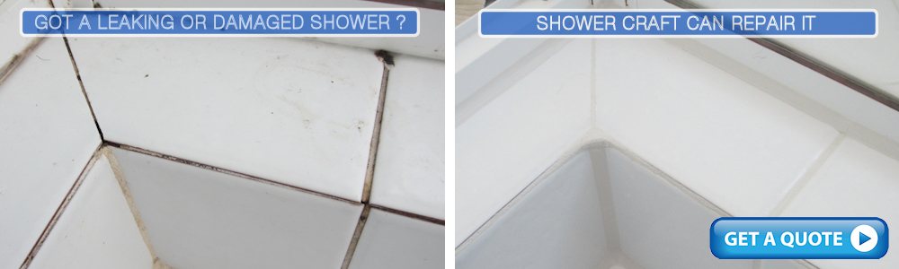 Leaking Shower Repair Perth